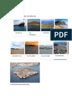 Entornos Naturales e Islas de Murcia