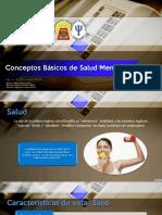 1. Conceptos Básicos de Salud Mental