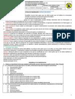 ACTIVIDAD EN CLASE N°2-LECTURA DE COMPRENSIÓN INTERACCIONES GÉNICAS