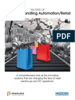 El Estado Del Arte Materials Handling Automation Retail