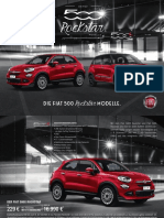 Fiat Type 312 500X & 500L Rockstar Edition_de
