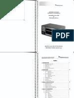 Geodatalog Series 6000 Manual
