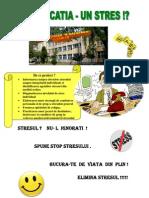publicatie proiect - stres