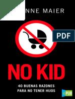 Corinne Maier. No kid (r1.0).epub
