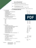 Ujian Akhir Semester 2017-2018