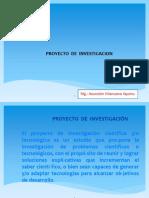 Esquema de Proyecto de Investigacion