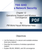 Chapter 12 Operational Support and Wireless Convergence