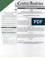Acuerdo Gubernativo 344-2009 22 Dic. 2009
