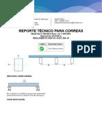 Reporte Correas Accesco