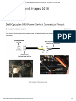 Dell Optiplex 990 Power Switch Connector Pinout - Dell Photos and Images 2018