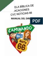 Manual del Director EBV 2018