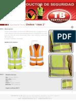 PDF Chaleco Clase2