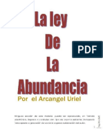 La Ley de La Abundancia - Ingrith Angeles