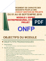 Module 1 -Formation Onfp