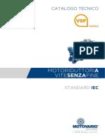 Technical Catalogue Vsf Iec Std It Rev0 2018