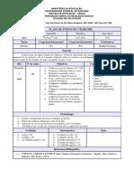 Plano Anual 6 Ano 2015 Ingles