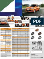 Alto K10 brochure