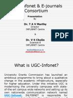 UGC Infonet Overview - New