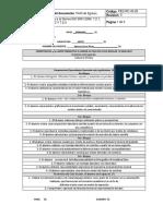 Perfil de Egreso 2017 4 Primaria