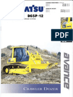 bulldozer d65p