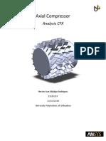 Analysis Report compressor