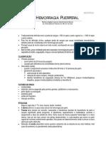 Hemorragia Puerperal New