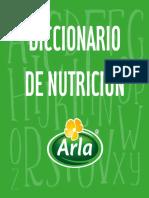 Diccionario de Nutición Arla