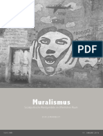 Diplomarbeit Muralismus 11.01.2016