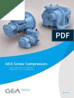 Gea Screw Compressor