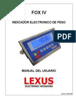 Manual Fox4