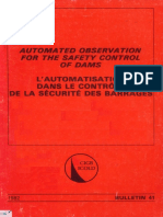 B41 - Automated Observation for the Safety Control of Dams