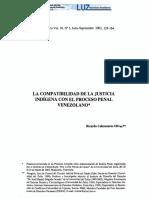 LA COMPATIBILIDAD DE LA JUSTICIA INDIGENA.pdf