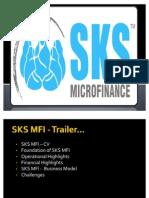 SKS Micro Finance