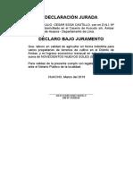 DECLARACION JURADA INGRESOS.doc