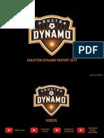 Houston Dynamo Report