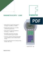 Magnetoscop 1069 E
