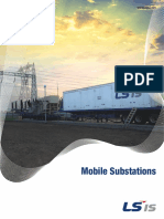 Mobile Substations Leaflet E