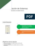 Generadores de Variables Aleatorias - Función Discreta.pptx