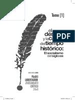 MÉSZÁROS, István. El Desafio y La Carga Del Tiempo Histórico.pdf