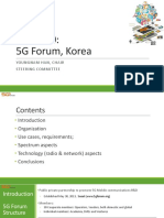 5G ITU FORUM KPI's