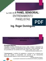 Evaluación Sensorial e industria rendering