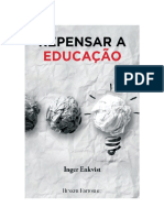 Inger Enkvist - Repensar a Educação-Bunker Editorial (2014)