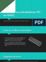 Curso Microcontroladores PIC en BASIC