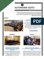Vía Autónoma No. 7 - Canal informativo del EADMQ
