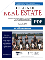 TriCorner Real Estate - September 2019