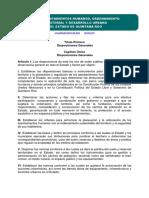 Ley de Asentamientor Urbanos, Ordenamiento Territorial y Desarrollo Urbano Del Estado de Quintana Roo