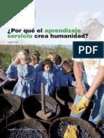 Porqueelaprendizajeserviciocreahumanidad_AuladeInnovacionEducativa_JMPuig