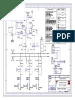 Diagrama Unifilar Barra Doble