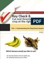 3.9  Harvest Management_Key Check 8.ppt