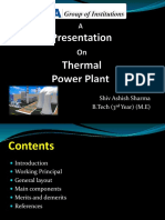 Thermal Power Staton